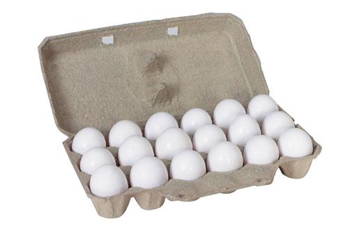 Ящик для яиц, 18 упаковок