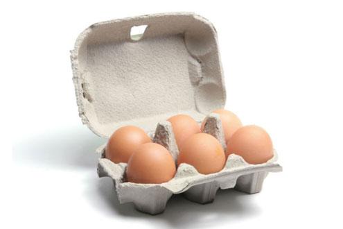 Ящик для яиц, 6 упаковок
