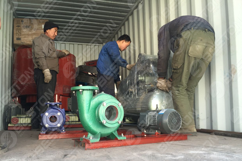 Машина для изготовления лотков для яиц BTF3-4 отправлена в Алжир