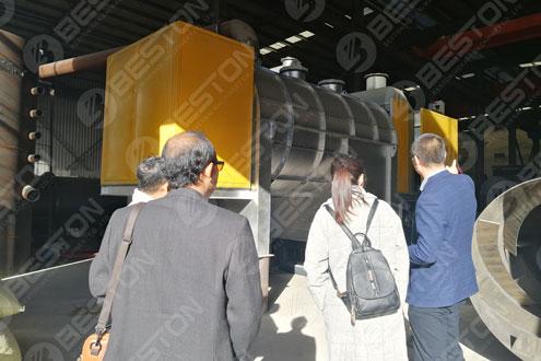 Ящик для оборудования для производства древесного угля