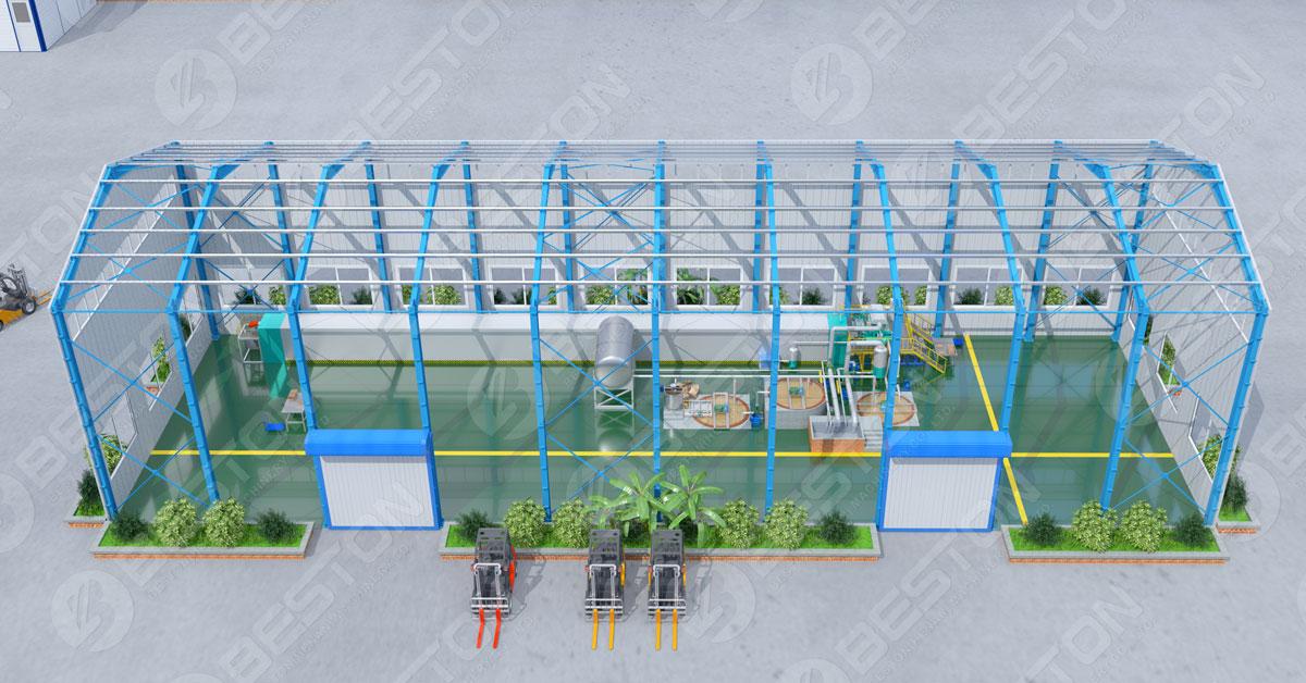 Свяжитесь с производителями целлюлозно-формовочных машин - Beston