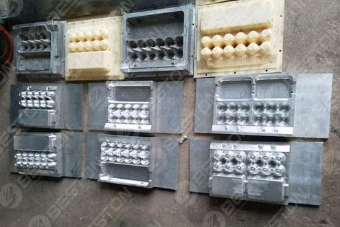 Формы для ящиков для яиц