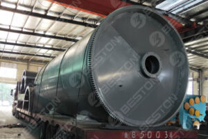 The Casing and Base Delivered to Morocco