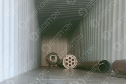 Atomized Water Tower and Condenser of Waste Pyrolysis Plant