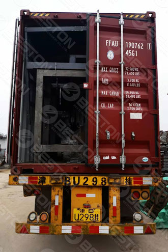 BTF4-8 Ovum Tray Condita Machina LIBERATUS ad Senegalia