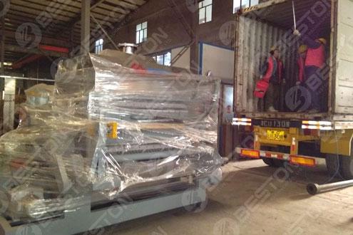 BTF4-8 Paper Ovum Tray formans Machina Traba ad Indonesia