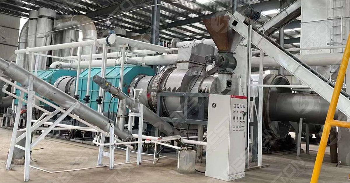 Beston Biochar Production Equipment