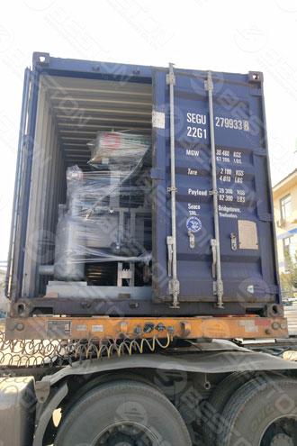 Beston Оборудование для яиц отправлено в Испанию