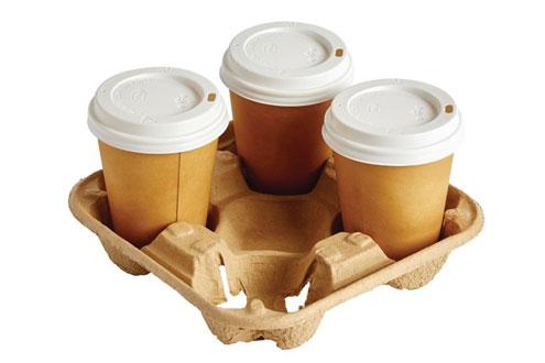 Поднос для кофейной чашки