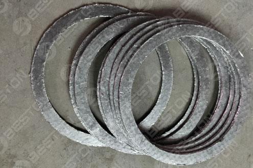 Parts of Beston Tyre Pyrolysis Machine Shipped to Nigeria