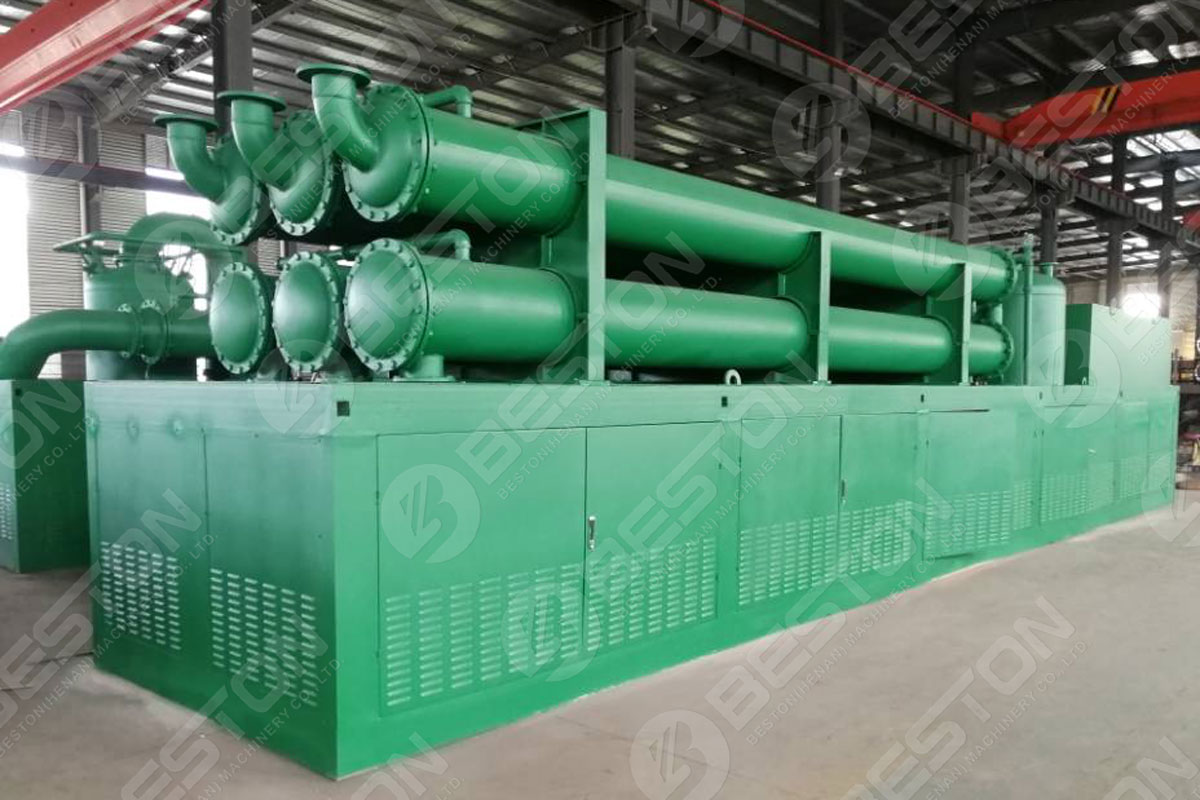 Beston Condensers to Cool Down the Temperature